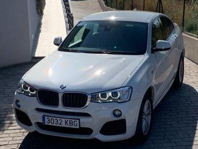usado BMW X4 xDrive20i M (184 CV)