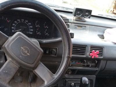 usado Opel Frontera Todoterreno 115cv Manual de 3 Puertas