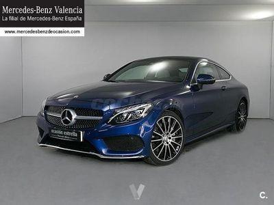 usado Mercedes 200 Clase C C CoupeAmg Line 2p. -16