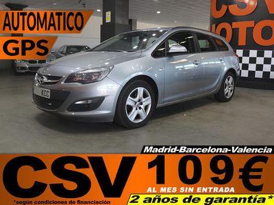 usado Opel Astra S.T 2.0 CDTi Excellence Auto 121 kW (165 CV)