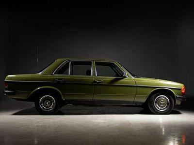 usado Mercedes 300 D (W123) 88 CV DE 1982