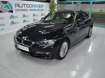 usado BMW 320 dA EfficientDynamics Edition Luxury