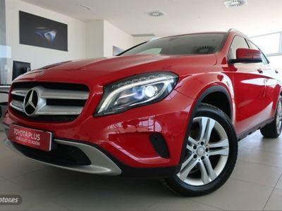 usado Mercedes GLA220 GLAd Style