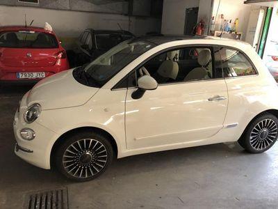 usado Fiat 500 gasolina