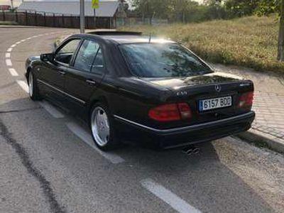usado Mercedes E55 AMG AMG Clase W210 Avantgarde