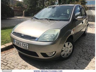 used Ford Fiesta 1.4 TDCi Ghia