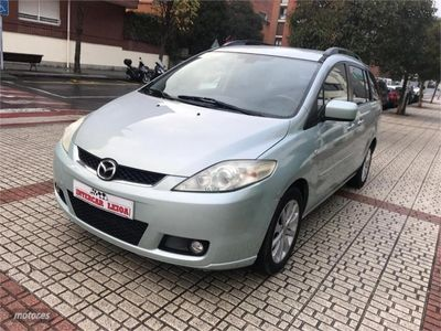 brugt Mazda 5 Active CRTD
