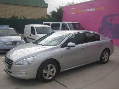 usado Peugeot 508 Business Line 1.6 eHDI 115 CMP BLUE LION