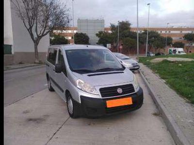 usado Fiat Scudo Combi 10 Standard Sem. C 1.6Mjt