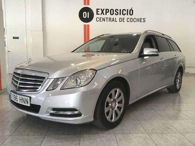 usado Mercedes E220 CDI Estate