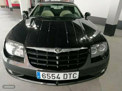 usado Chrysler Crossfire 3.2 Limited Cabrio