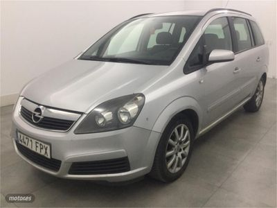 gebraucht Opel Zafira 1.9CDTi Enjoy 120