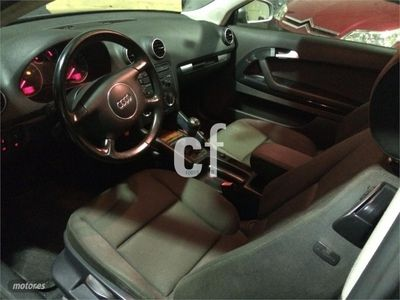 usado Audi A3 2.0 FSI Ambiente AVERIADO