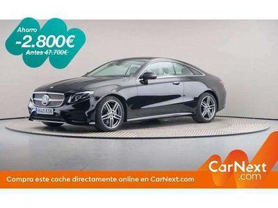 usado Mercedes E220 Coupé 9G-Tronic