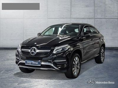 usado Mercedes GLE350 Coupé dAut. 9G 4Matic, LED, Cámara, COMAND, NAV