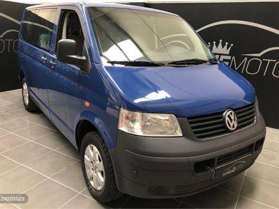 brugt VW Caravelle Corto 2.5 TDI 130cv Trendline