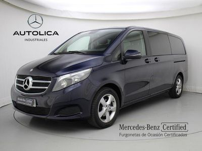 usado Mercedes V220 d Largo 7G Tronic