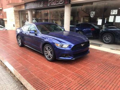 usado Ford Mustang Fastback 2.3 EcoBoost-MANUAL-IMPECABLE-