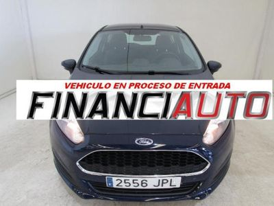 usado Ford Fiesta 1.5 TDCi Trend --FINANCIAUTO..
