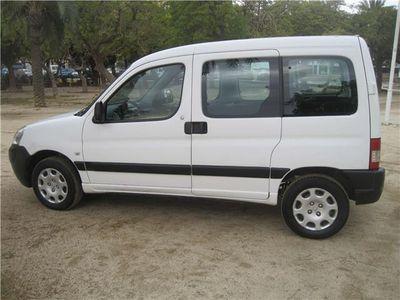 gebraucht Peugeot Partner 1.6HDI 75 Combi Plus