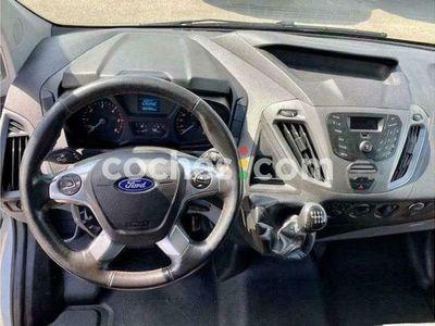 usado Ford Transit Van Ambiente Tr. Tra. 130 130 cv en Barcelona