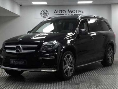 second-hand Mercedes GL350 AMG 4 MATIC