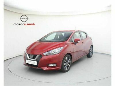 usado Nissan Micra IG-T 66 kW (90 CV) S&S Acenta