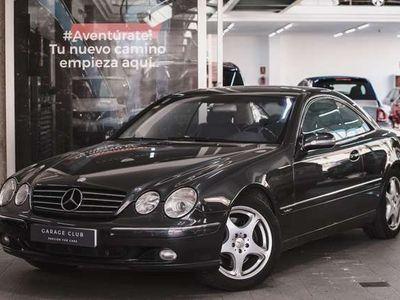 usado Mercedes CL600 Clase