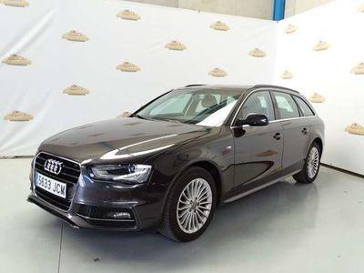 usado Audi A4 Avant 2.0TDI DPF S line edition 150