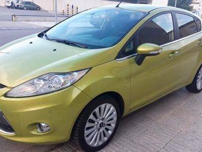 usado Ford Fiesta 1.4 Titanium Aut.