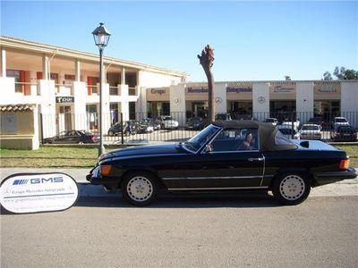 usado Mercedes 560 SLMUY BUEN ESTADO IMPECABLE MUY BONITO