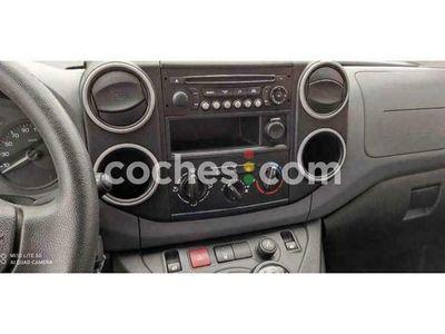usado Peugeot Partner Tepee 1.6hdi Access 75 cv en Madrid