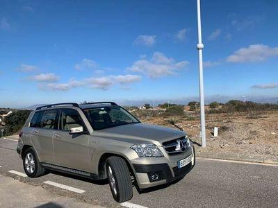 usado Mercedes GLK250 CDI BE 4M Aut.