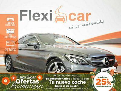 usado Mercedes C220 C Coupé 220 d AMG Line 2p