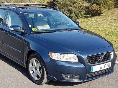 usado Volvo V50 D5 Momentum Aut. Business edition