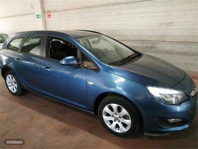 used Opel Astra 1.6 CDTi SS 136 CV Selective ST