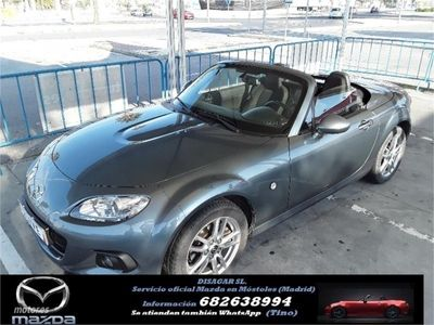gebraucht Mazda MX5 Roadster Coupe 1.8 Style