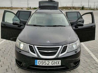 usado Saab 9-3 Sport Hatch 1.9TiD Vector A6