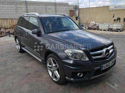 usado Mercedes GLK350 CDI 4M Aut. 5p