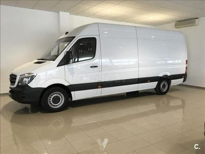 usado Mercedes Sprinter -15