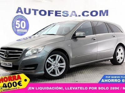 usado Mercedes R350 R 350Bluetec Largo 4 Matic Auto 211cv 7 Plazas 5p