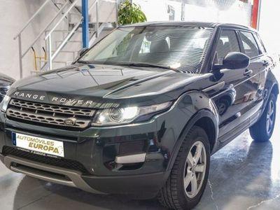 usado Land Rover Range Rover evoque Todoterreno Manual de 5 Puertas