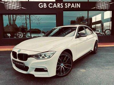 usado BMW 335 Serie 3 da Xdrive 313 cv en Alicante