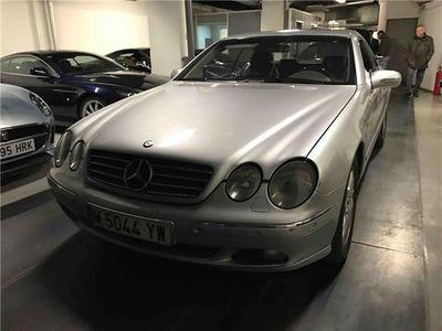 usado Mercedes 500 CL AUT, NAVI, XENON, CUERO, NAVEGACION, PDC, ETC