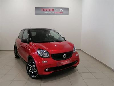 usado Smart ForFour 66 Passion Aut.