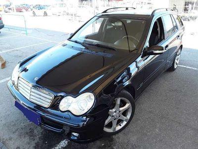 usado Mercedes C220 Familiar CDI Sport Edition