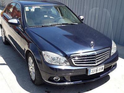 usado Mercedes C220 CDI Classic Aut.