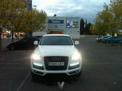 usado Audi Q7 3.0 TDI 240cv quattro tiptronic Advance -10