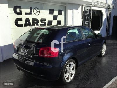 usado Audi A3 1.9 TDI S tronic DPF Ambition