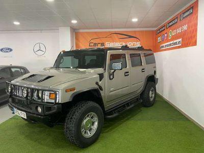 usado Hummer H2 6.0 V8 Luxury Aut.